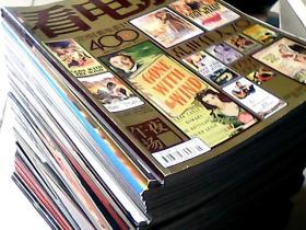 看电影  2008-2009  45本合售  4本 夜场  16 公斤重
