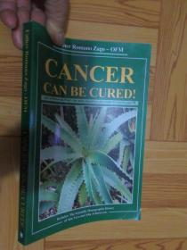 Cancer Can Be Cured! (外文原版)          小16开