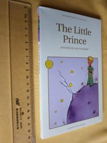 英文原版 插图版 <小王子> The Little Prince .Antoine De Saint-Exupery