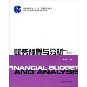 财务预算与分析(第2版)