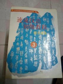 速成汉语初级教程:综合课本.3