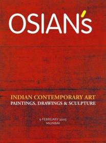 印度当代艺术绘画壁纸雕塑Osians Indian Contemporary Art