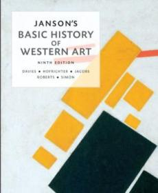 Jansons Basic History Of Western Art (9th Edition) (history Of Art)