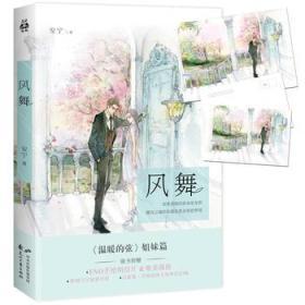 风舞 正版安宁 9787551128896 花山文艺出版社 正品书店