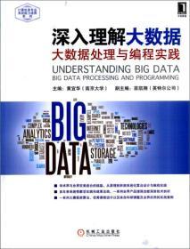 深入理解大数据:大数据处理与编程实践