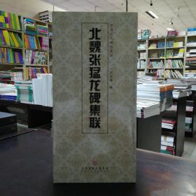 中国历代碑帖集联:北魏张猛龙碑集联