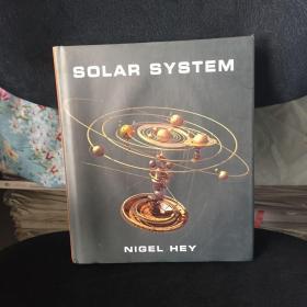 SOLAR SYSTEM NIGEL HEY