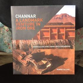 CHANNAR A LANDMARKVENTURE IN IRON ORE。外文书。矿石开采