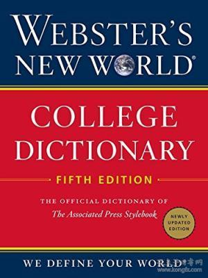 Webster's New World College Dictionary,5th Edition
