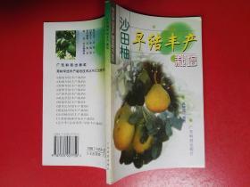 """沙田柚早结丰产栽培--广东""""农家书屋""""系列"""