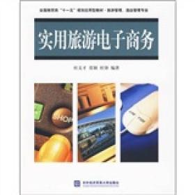 """全国商贸类""""十一五""""规划应用型教材·旅游管理、酒店管理专业:实用旅游电子商务"""