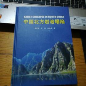 中国北方岩溶塌陷(16开精装)
