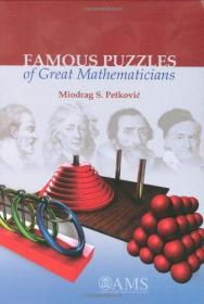 Famous Puzzles of Great Mathematicians 伟大数学家的著名谜题