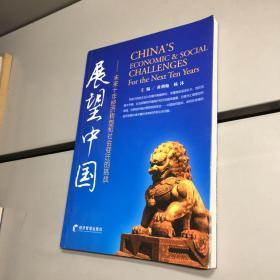 展望中国:未来十年经济转型和社会变迁的挑战 【一版一印 9品-95品+++ 正版现货 自然旧 实图拍摄 看图下单】