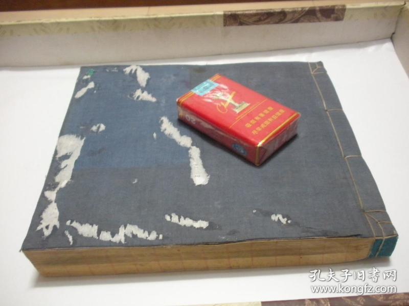 稀见民国老账本1册!中国1948年通货膨胀的第一手资料!可能是天津市一个商号所使用,1948年全年几乎每日进出记录,五花八门!款额由初始的十元、百元很快升到万元、百万元,结账达到了上亿元!真实反映了物价飞涨、民不聊生的金融状况。大本、超厚,用了一多半。页面干净,行文规范,字体工整。