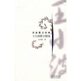 名家散文经典:王小波散文精选
