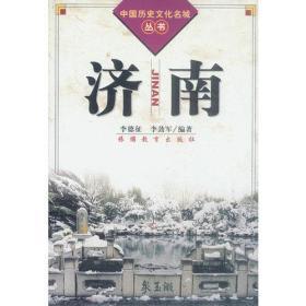 济南(中国历史文化名城丛书)