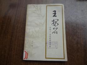 王安石   ——中国十一世纪的改革家