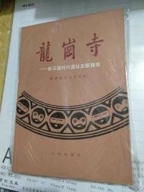 龙岗寺:新石器时代遗址发掘报告