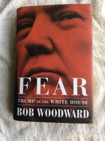 现货正版恐惧:特朗普在白宫Fear Trump in the White House