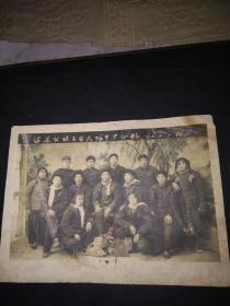 1962年冯集公社王台大队干部合影