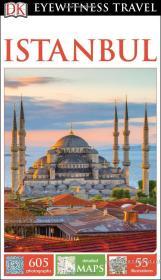 土耳其:伊斯坦布尔旅游指南 DK Eyewitness Travel Guide: Istanbul  DK目击者系列 英文原版