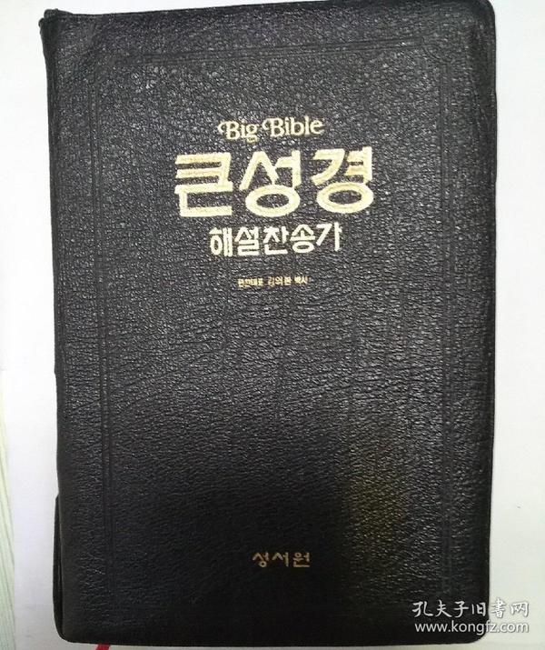 韩国版朝鲜语词典
