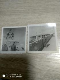 文革照片:南京长江大桥、中山陵共3张