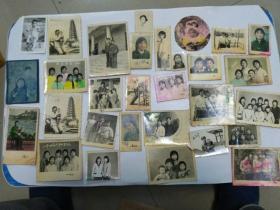 老照片(30张合售)