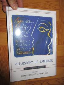 Philosophy of Language: The Central Topics       (详见图)