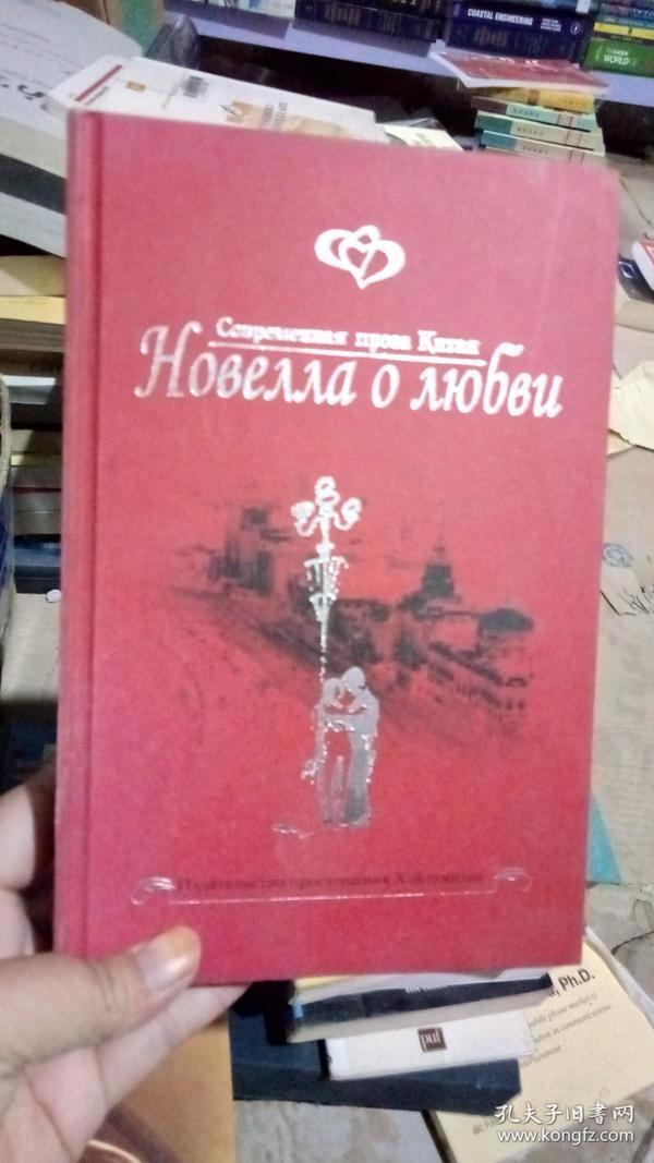 中国当代爱情小说选俄文版