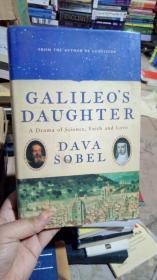 GALILEOS DAUGHTER DAVA SOBEL