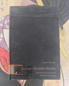 European Economic History:The Economic Development of Western Civilization(馆藏)