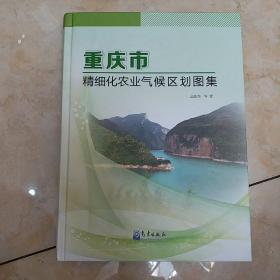 重庆市精细化农业气候区划图集