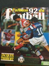 L'album du football 92足球集锦