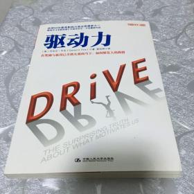 驱动力:在奖励与惩罚都已失效的当下 如何焕发人的热情