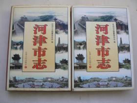 河津市志(上.下)