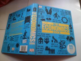 经济学百科[THE ECONOMICS BOOK]  (英文版 精装)