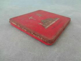 烟标烟盒收藏-金属质中华烟老烟标或烟盒,中华香烟老盒子