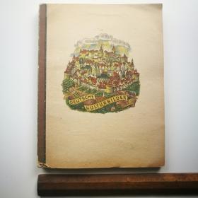 德文原版 德国文化历史 1400年到1900年 贴图片