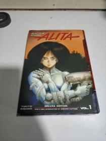 BATTLE ANGEL ALITA(战斗天使ALITA) VOL 1