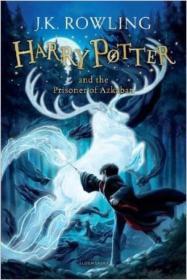 正版包邮n1/Harry Potter and the Prisoner of Azkaban/9781408855676/C7B