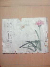 王雪涛的画--辛已年(疑似仿品)