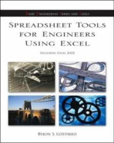 Spreadsheet Tools For Engineers Using Excel: Including Excel 2002 (mcgraw-hills Best--basic Enginee