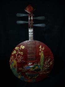 漆器阮,长68厘米,宽37厘米代理转图可以加价,运费自理。