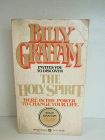 The Holy Spirit:Activating Gods Power in Your Life by Billy Graham (宗教)英文原版书