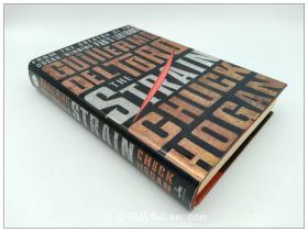 《应变》:《应变三部曲》之一 The Strain:Book One of The Strain Trilogy 英文原版