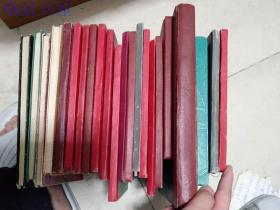 仁寿 堂 老中医 王文德八十年代至二十世纪初医学笔记、手稿一组(病例、单方药方、各种医案、治疗方法、穴位介绍,十分珍贵)