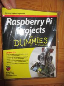 Raspberry Pi Projects For Dummies     (详见图)