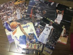 篮球海报、卡片